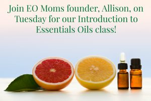 Essential Oils Online Classes